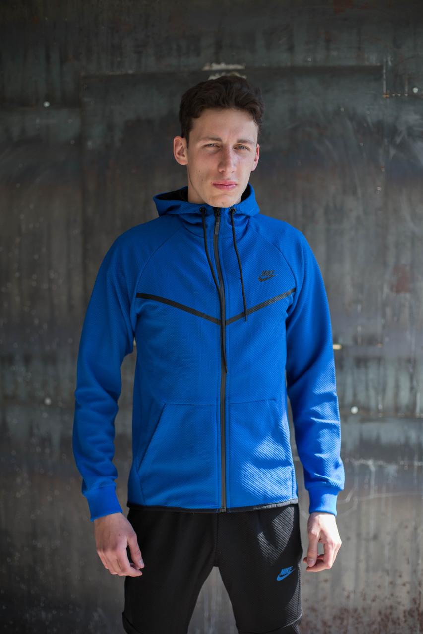Мужской спортивный костюм Nike KD-1490.Синий