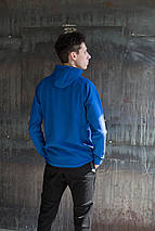 Мужской спортивный костюм Nike KD-1490.Синий, фото 3
