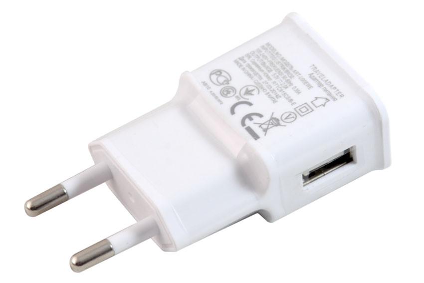 Универсальное зарядное устройство USB адаптер 2.1А