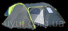 Палатка четырехместная 1009 GreenCamp
