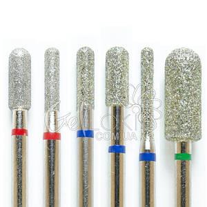 Алмазные цилиндрические фрезы