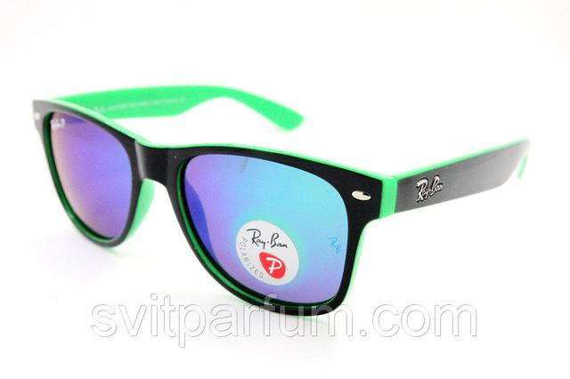 Солнцезащитные очки Ray Ban с поляризацией ретро