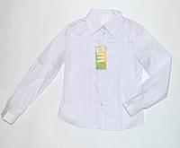 Рубашка для девочки Марина, цветбелый, 146 (р), фото 1