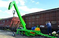 Мобільний розвантажувач / завантажувач вагонів РВМ-180