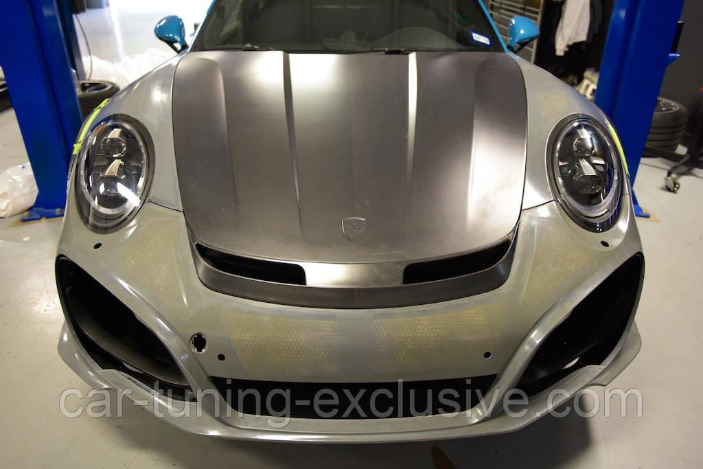 Body kit Techart GT Street RS Aero for Porsche 991
