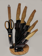 Набір ножів Royalty Line RL-WD8L 8 pcs