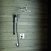 Вбудовані душові системи Genebre. Прихований монтаж за прийнятною ціною.