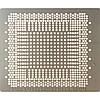 Трафарет BGA AMD AM4455SHE24HJ, AM4455SHE44HJ, AM4555SHE44HJ, AM5545SHE44HL, AM5757DFE44HL, AM5745SIE44HL 0.5m