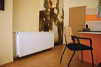 Стальные радиаторы Fornello 500х500 33 тип боковое подключение (Турция), фото 1