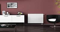 Стальные радиаторы Fornello 500х500 22 тип нижнее подключение (Турция)