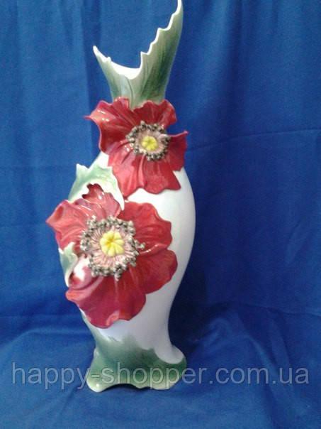Фарфоровая ваза 7045