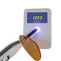 Тестер мощности светового потока фотополимерной лампыот 0 до 3500 МВт/cm2.