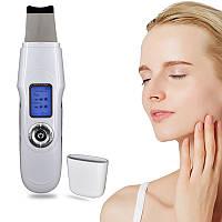 Cкрабер портативный ультразвуковой Ion Ems Sonic CS-306 для глубокой чистки и омоложения лица