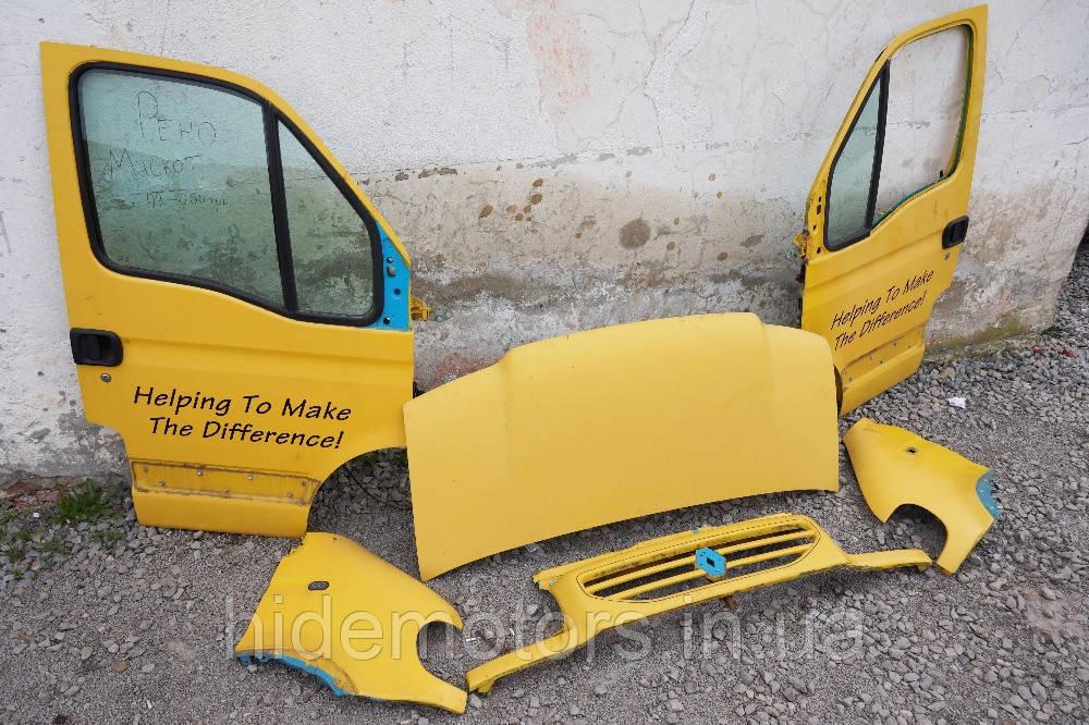 Морда капот дверь решетка крыло Renault Mascott Маскот 1996-2004 г. 2