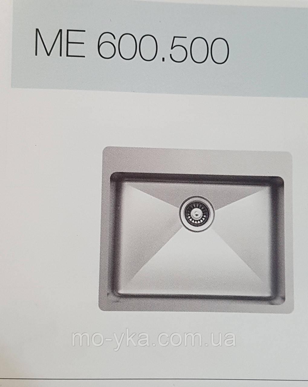 Кухонная мойка Ukinox ME 600.500