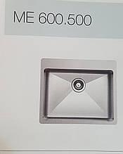 Мойка кухонная из нержавейки Ukinox ME 600.500