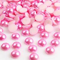 Полужемчуг  Baby Pink,  5 мм 25 шт.