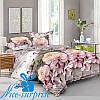 Полуторное постельное белье из сатина ФЛОРЕНЦИЯ (150*220)