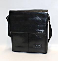 Сумка планшет через плечо Jeep 27 см