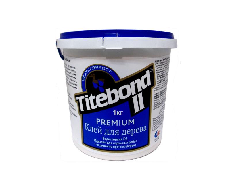 Клей TITEBOND PREMIUM II D3 столярный 1кг