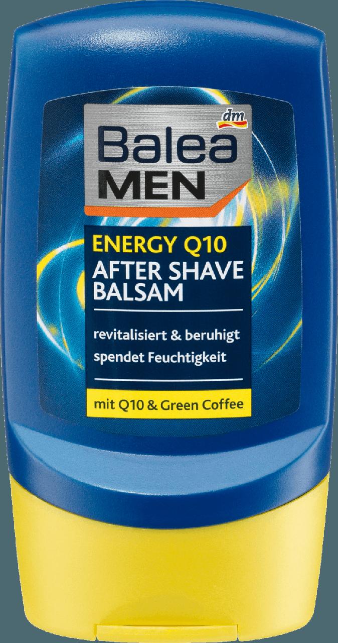 Бальзам после бритья Balea Еnergy Q10 & Green Coffee, 100 ml.