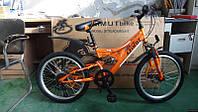 Велосипед подростковый AZIMUT BLACKMOUNT 24 D