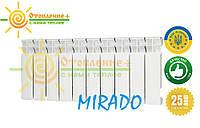 Алюминиевый радиатор Mirado 300х85 мирадо Одесса