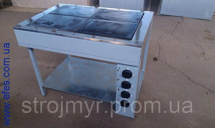 Плита промышленная электрическая ЭПК-3Б