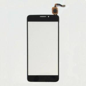 Сенсорний екран для смартфону Alcatel One Touch 6043D Bluish, тачскрін чорний