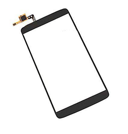 Сенсорний екран для смартфону Alcatel One Touch 6045I Idol 3, тачскрін чорний