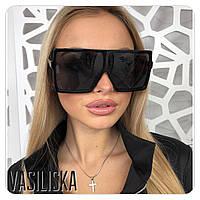 Женские очки Ив сент лоран, черная оправа