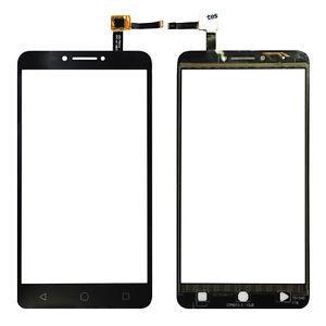 Сенсорний екран для смартфону Alcatel One Touch 9001D Pixi 4 (6), тачскрін чорний