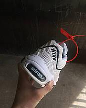 Женские кроссовки Nike AirMax98 Supreme.Белые, фото 2
