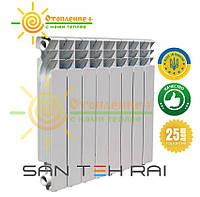 Алюминиевый радиатор SAN TEH RAI 500х96 Одесса
