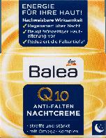 Ночной крем против морщин Balea Q10 Anti-Falten, фото 1