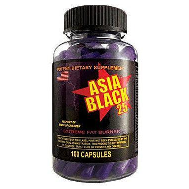 Жіросжігателя Cloma Pharma Asia Black 100caps