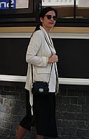 Пиджак жакет из льна с поясом Nklook бежевый
