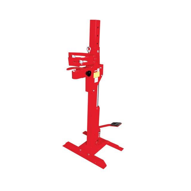 Съемник пружин гидравлический стационарный Intertool GT1701
