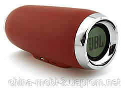 JBL Charge 4+ 20W (E4+) реплика, Bluetooth колонка с FM MP3, красная, фото 2
