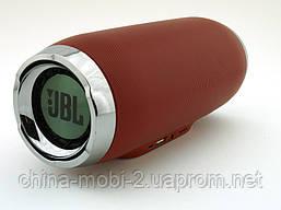JBL Charge 4+ 20W (E4+) реплика, Bluetooth колонка с FM MP3, красная, фото 3