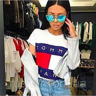 Футболка Tommy Jeans, белая M