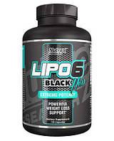 Жиросжигатель Nutrex Lipo 6 Black Hers 120 caps
