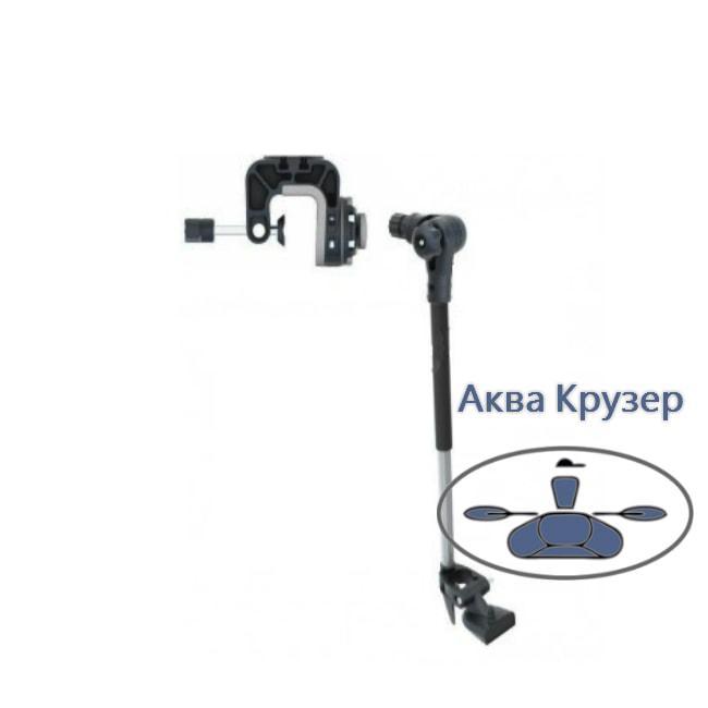 Набор Borika FASTen FMt500 Монтажная площадка-струбцина и телескопический держатель датчика эхолота на транец