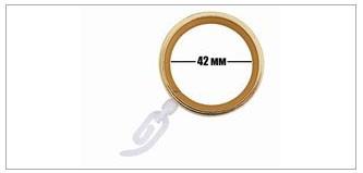 Кольцо (латунь) 45.1130