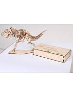 3D Пазл Тираннозавр 20/40, фото 1