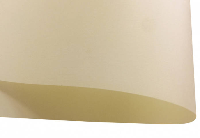 Дизайнерский картон Chamois Ivory Board с тиснением лен, слоновая кость, 80 гр/м2