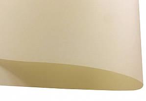 Дизайнерская бумага Chamois Ivory Board с тиснением лен, слоновая кость, 80 гр/м2