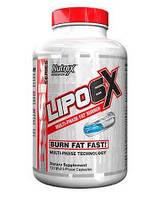 Жиросжигатель Nutrex Lipo 6X 60 caps