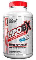 Жиросжигатель Nutrex Lipo 6X 120 caps