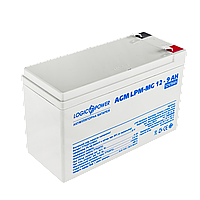 Аккумулятор мультигелевый AGM LogicPower LPM-MG 12 - 9 AH